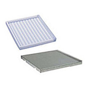 Pesticide Additional 60 Gallon Poly Tray & Shelf