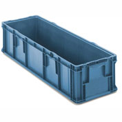 ORBIS Stakpak SO4815-11 Plastic Long Stacking Container 48 x 15 x 10-3/4 Blue