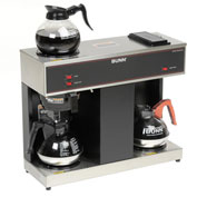 Bunn® VPS Pourover Brewer - 3 Warmers