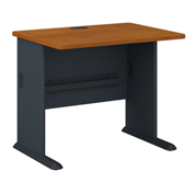 36 Inch Desk in Cherry - Modular Office Furniture