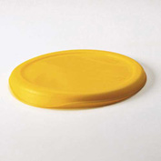 "Rubbermaid 5730-00 Yellow Lid For 13-1/8"" Dia. Containers"