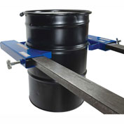 Vestil Fork Mounted Drum Gripper FDG-55 for 55 Gallon Steel Drums