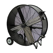 "TPI 42"" Portable Blower Fan Belt Drive CPB42-B 1/2 HP 13500 CFM"