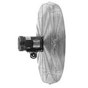 TPI ACH24TE3,24 Inch Specialty Fan Head Non Oscillating 1/4 HP 4300 CFM 3 PH