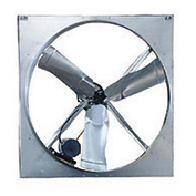 "50"" Belt Drive Panel Fan 3 Phase"