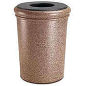 Concrete Waste Container 50 Gallon - Sedona