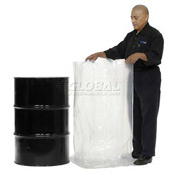 Protective Lining Corp. RB38404 55 Gallon Drum Liner 4 Mil 38 x 40 - Pkg Qty 100