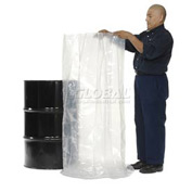 Protective Lining Corp. RB385304 55 Gallon Drum Liner 4 Mil 38 x 53 - Pkg Qty 100