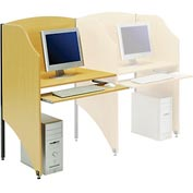 Carrel Study Desk add-on