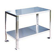 18 x 36 Stainless Steel Machine Stand