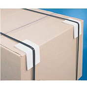 "Edge And Strap Protector 3"" x 3"" x 4"", 0.225 Thickness - 300 Pack"