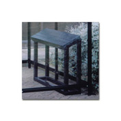 "Perch Seating 36""X46""X12"" Black"
