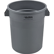 Global™ Trash Container, Garbage Can - 20 Gallon