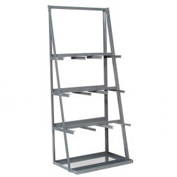 "Vertical Bar Rack 36""W x 24""D x 84""H - All Welded"