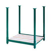 "Portable Stack Rack 48""W X 42""D X 48""H"