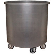 Bayhead RT-52LP Round Container Truck 358 Gallon, Gray