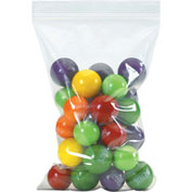 """Economical Self-Seal Bags - 6 x 12"""" - 4 Mil - Case of 1000"""