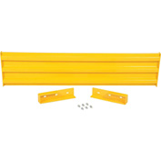 Traffic Machinery Guard Rail 6 Ft Drop In Style