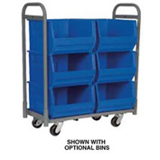 Akro-Mils R214CS2841 Steel AkroBin®Cart for 6 30290 Super-Size AkroBins