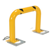 "Removable Steel Machinery Rack Guard 36""H X 48"" L"