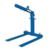 Vestil Overhead Load Lifter Adjustable Forks OLA-4-42 4000 Lb.