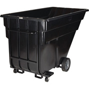 Rubbermaid 1025-42 Tilt Truck with Fork Lift Pockets 1.5 Cu Yd 1200 Lb Cap