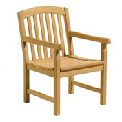 Oxford Garden Chadwick Outdoor Armchair Teak