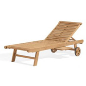 Oxford Garden® Oxford Chaise Lounge