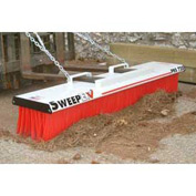 "SweepEx® SPB-720 Pro-Broom Forklift Broom & Sweeper 72""W"