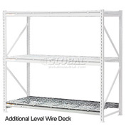 "Additional Level 60""W x 48""D Wire Deck"