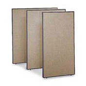 room dividers office. office partitions taupe frame tan fabric 66 room dividers