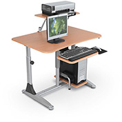 Ergo E. Eazy Workstation