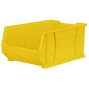 "Akro-Mils Super-Size AkroBin® 30288 - Stacking Bin 16-1/2""W x 23-7/8""D x 11""H Yellow"