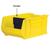 Akro-Mils Width Divider 41288 For 30288/30293 Stacking Bins,  Price Per Pkg of 6
