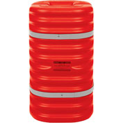 "Eagle Column Protector, 8"" Column Opening Orange, 1708OR"