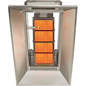 SunStar Natural Gas Heater Infrared Ceramic SG3-N, 30000 Btu