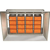 SunStar Natural Gas Heater Infrared Ceramic, SG14-N, 140000 Btu
