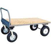 Jamco High Wood Deck Platform Truck EZ460 2500 Lb. Cap.