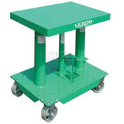 "Lexco® - Wesco® Lift Table 492204 30""L x 20""W 2000 Lb. Capacity"
