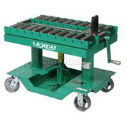 "Optional Roller Conveyor Top 499206 for Lexco® - Wesco® 30""L x 20""W Lift Table"