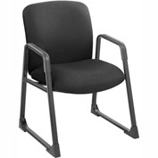 Big & Tall Guest Chair Black