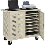 Mobile Storage & Charging Cart for 24 Laptop & Chromebook™ Devices