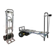 Wesco® Battery Powered CobraPro Senior 220656 Convertible Motorized Hand Truck