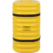 "Eagle Column Protector, 10"" Column Opening Yellow, 1710"