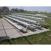 Aluminum Bleachers 5 row 15' W