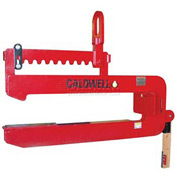 Caldwell C-Hook Pipe Lifter CPL-6 12,000 Lb. Capacity