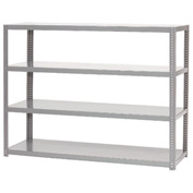Extra Heavy Duty Shelving 48x24x72