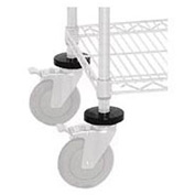 Quantum DG Dounut Bumper For Chrome Wire Shelving