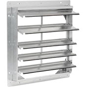 "Shutter For 18"" Exhaust Fan"