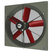 """Multifan High Output Panel Fan 12"""" Dia Single Phase 240v With Grill"""
